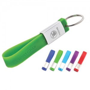 Silicone Key Holder USB Flash Drive . BR-003