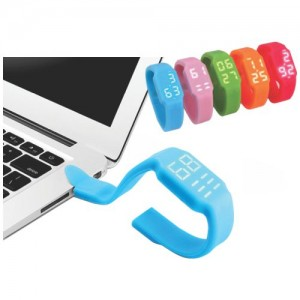 Silicone Watch USB Flash Drive .BR-005