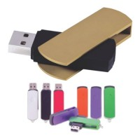 SW-002 Swivel Pen Drive