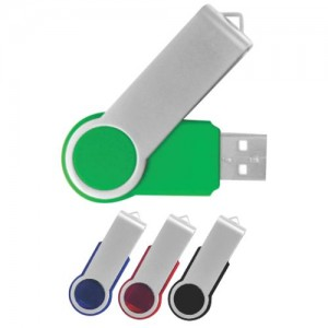 SW-003 Swivel Pen Drive