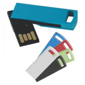 SW-007 Swivel Pen Drive