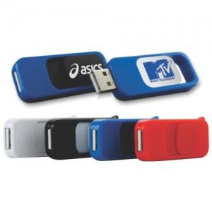 Slider USB Flash Drive .SL-001