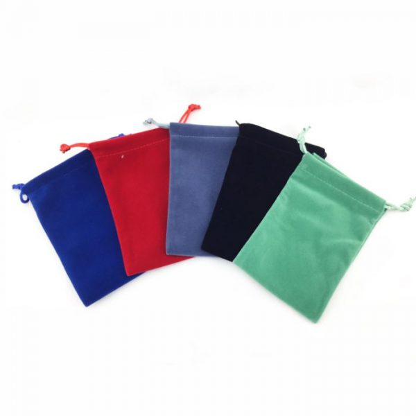 Velver Pouch Pen Drive, Drawing String Pouch