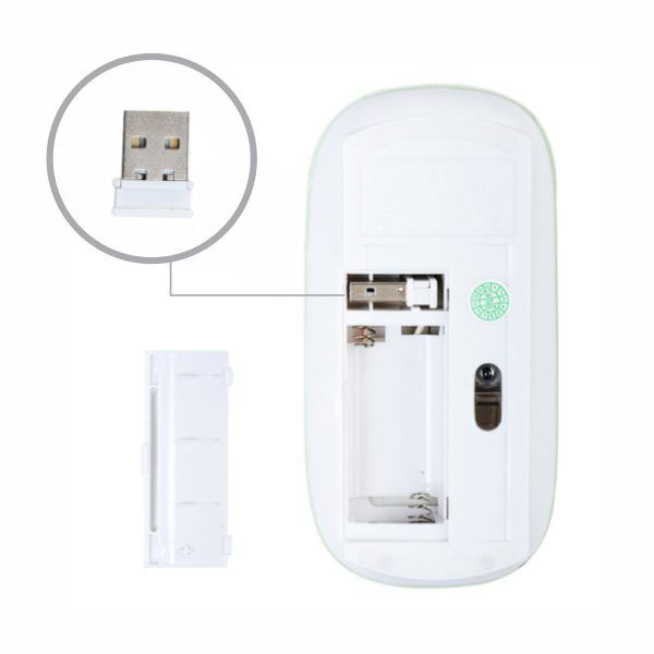 Wireless Mouse-Slim Sub4