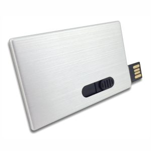 Aluminium slide USB supplier