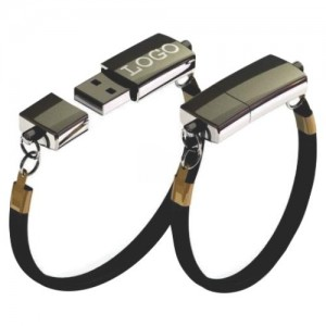 Metal Wrist USB Flash Drive
