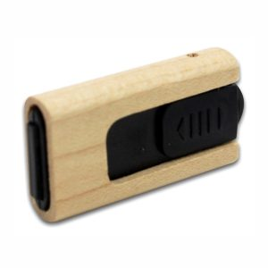 Wooden Slide USB Flash Drive – Main
