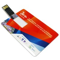 Credit Card USB Flash Drive 3