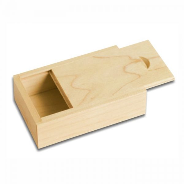 Wooden Maple Box