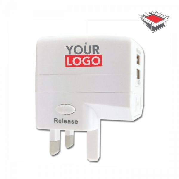 Dual USB Adapter 4-4