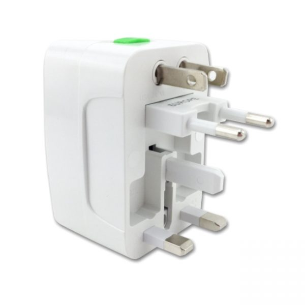 Travel Adapter Basic 2
