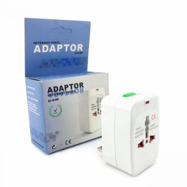 Travel Adapter Basic 6