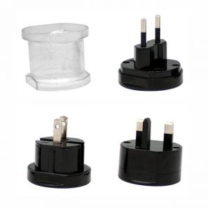Vertical Travel Adapter-plus