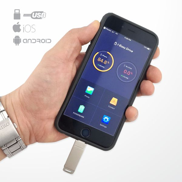 OTG USB Flash Drive Malaysia with i-Easydrive App