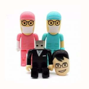 Hospital Uniform USB-3