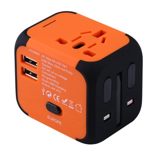Travel Adapter 10