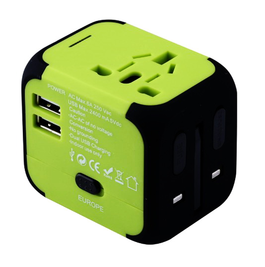 Travel Adapter 4
