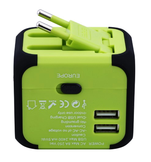 Travel Adapter 7