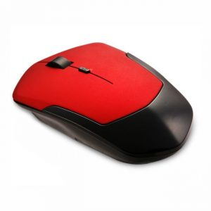 Wireless Mouse-Trend Red