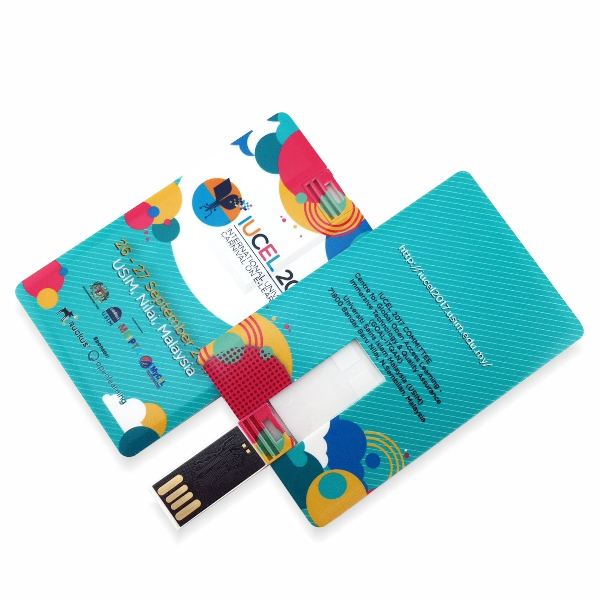 Credit Card Flash - Easydrive - S3
