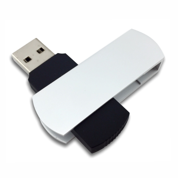 Flip USB Metal - Black'
