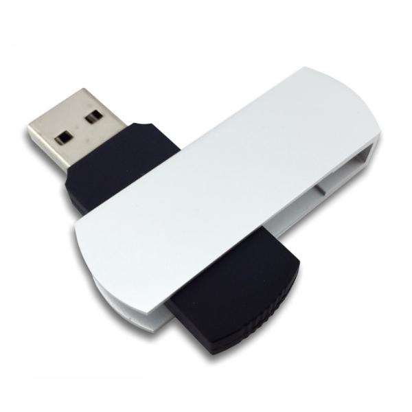 Flip USB Metal - Black'