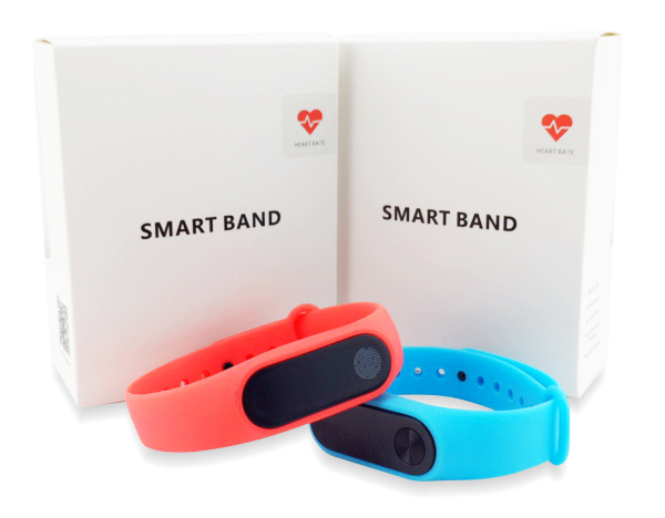 SmartBand, Fitness Tracker, Sleep Tracker, HeartBeat Tracker Malaysi