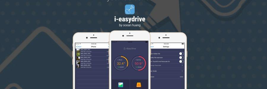i-easydrive app for OTG pendrive