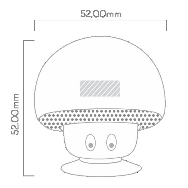 Bluetooth Speaker Supplier Malaysia Mushroom Speaker