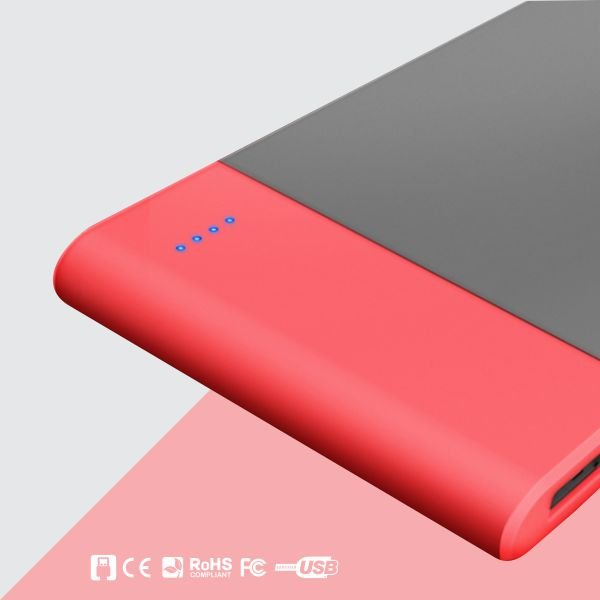 Power Bank EPB88-Blue -Side