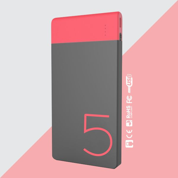 Power Bank EPB88-Pink