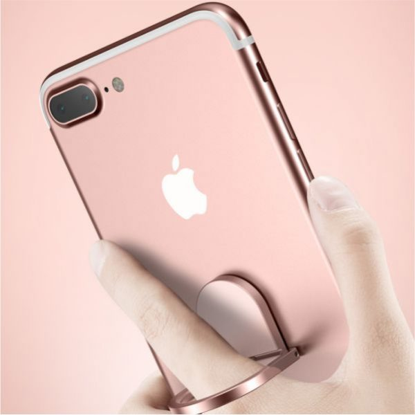 Water Shape Phone Ring - Holder