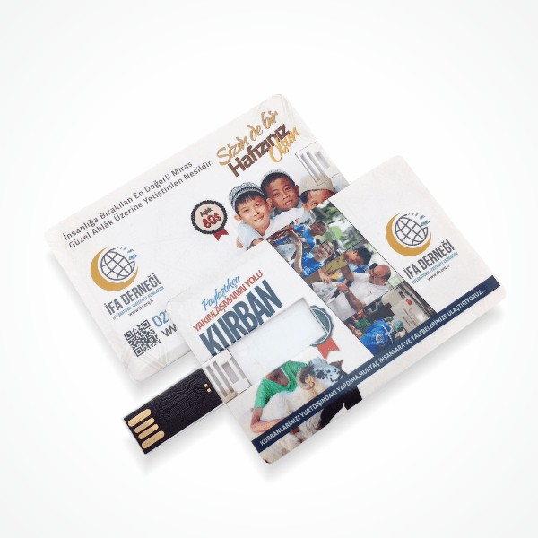 Wallet USB Card Pen Drive Malaysia - Easydrive