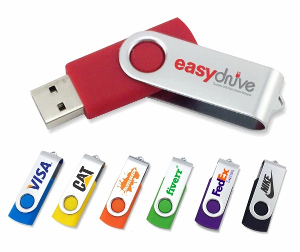 Swivel USB Pendrive From Easydrive Malaysia