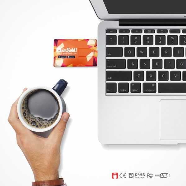 Credit Card USB Malaysia with Mac Computer